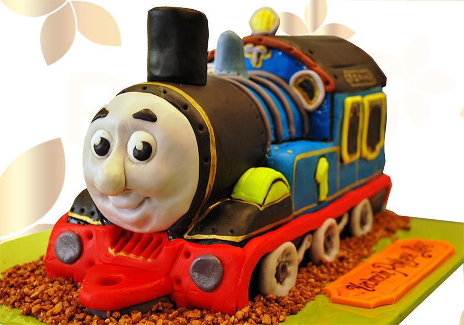 Влакчето Томас 1