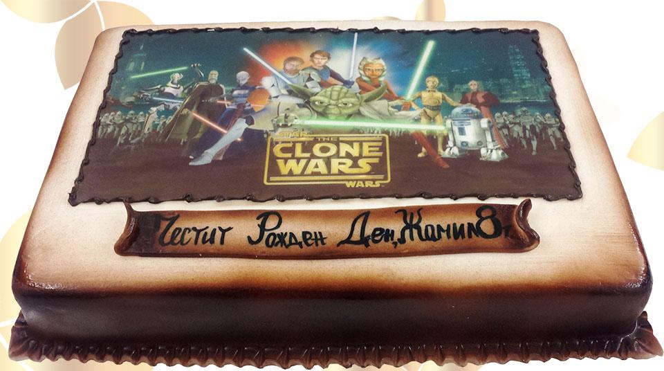 Войните на клонираните