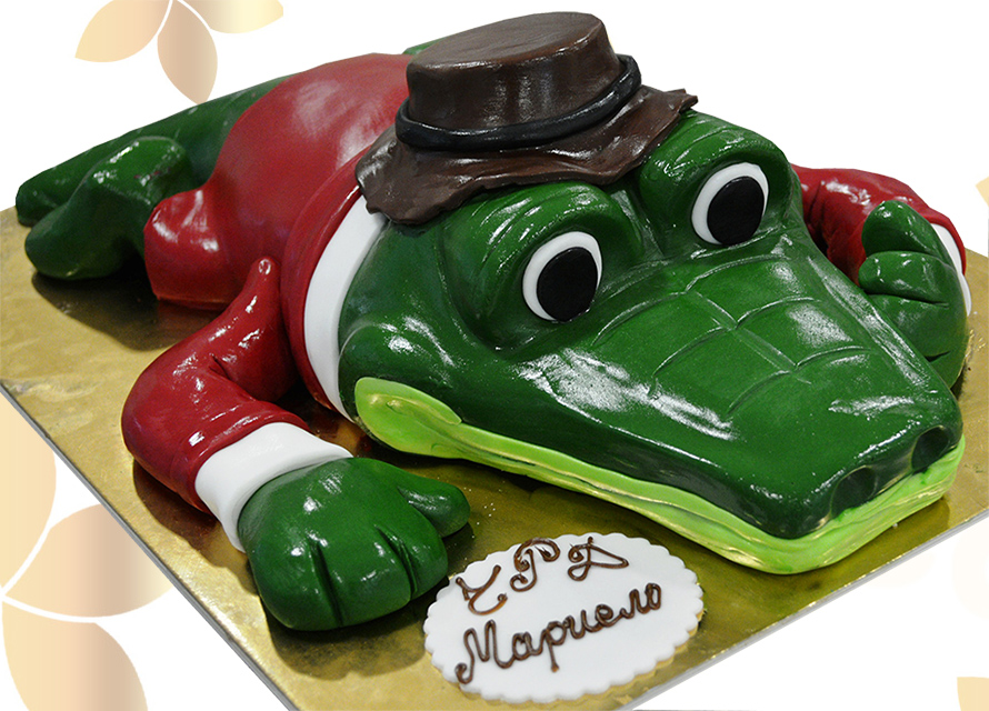 Крокодила Гена