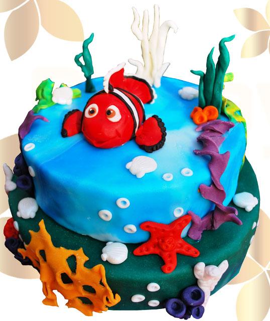 Торта Немо 2