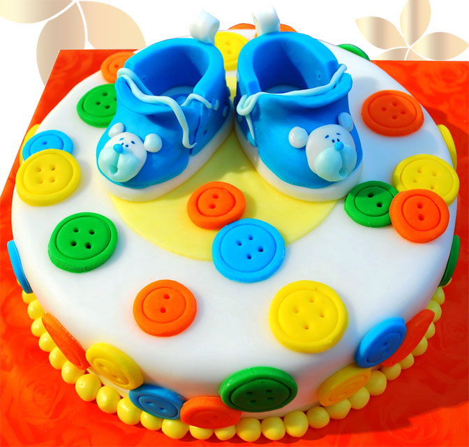 Детска торта за бебе