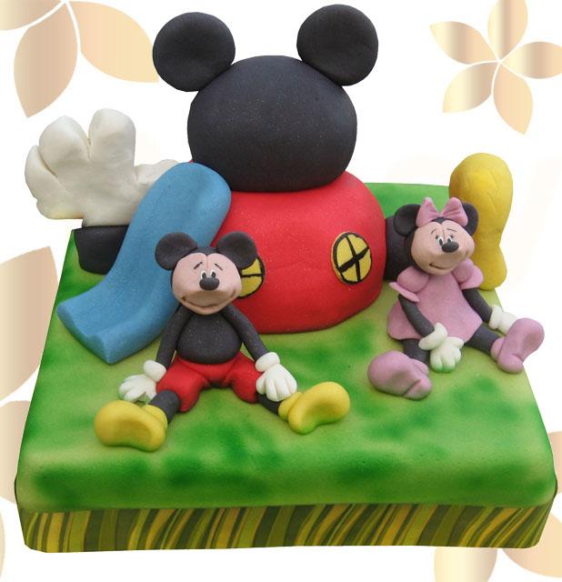 Мики и Мини Маус 4