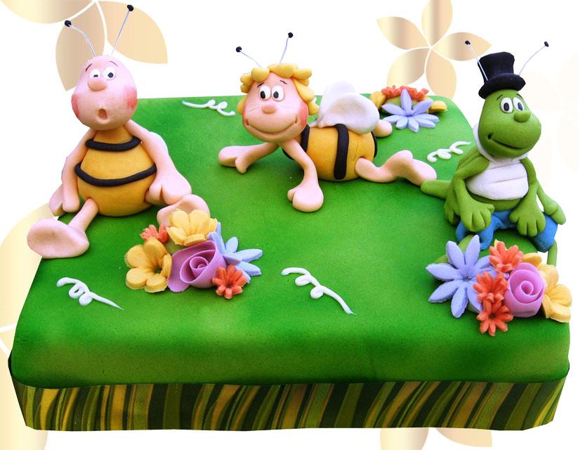 Пчеличката Мая и Уили