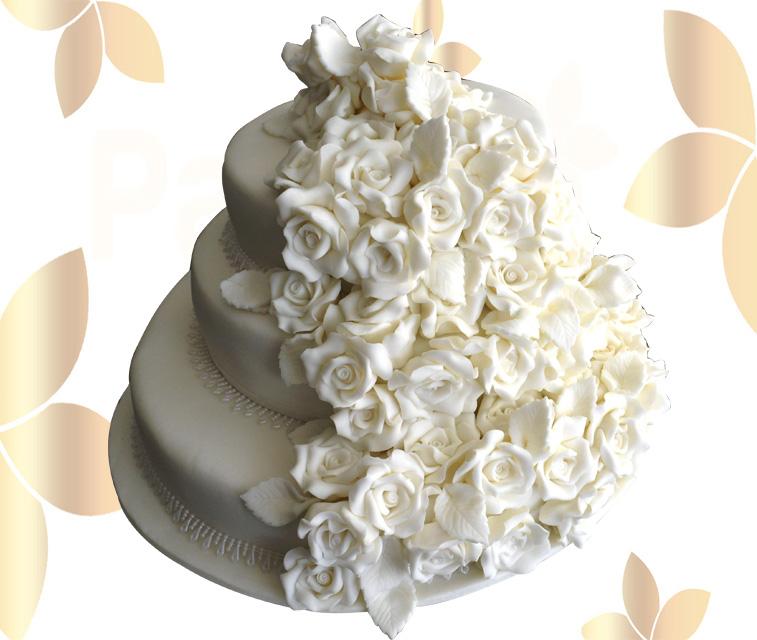 Сватбена торта 004
