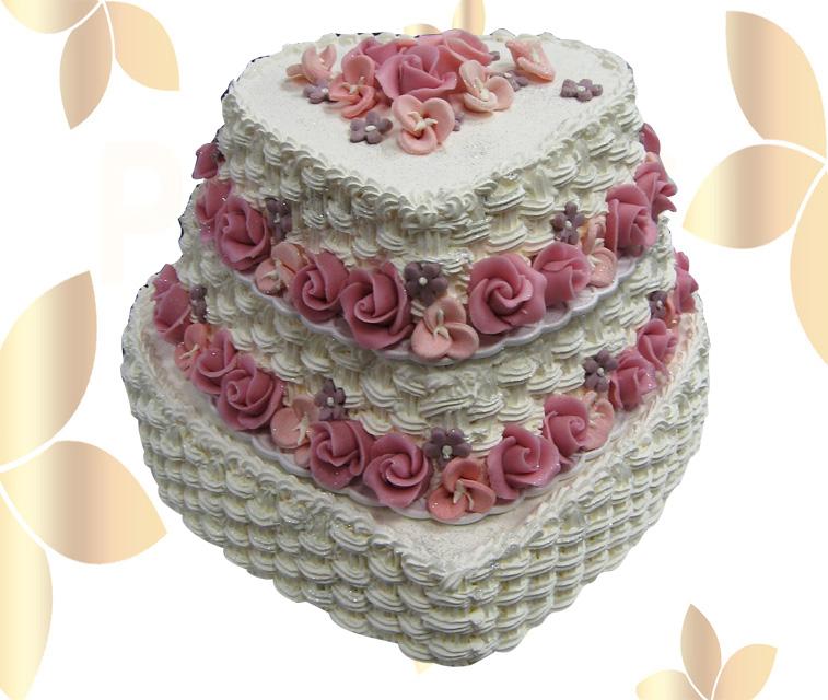 Сватбена торта 009