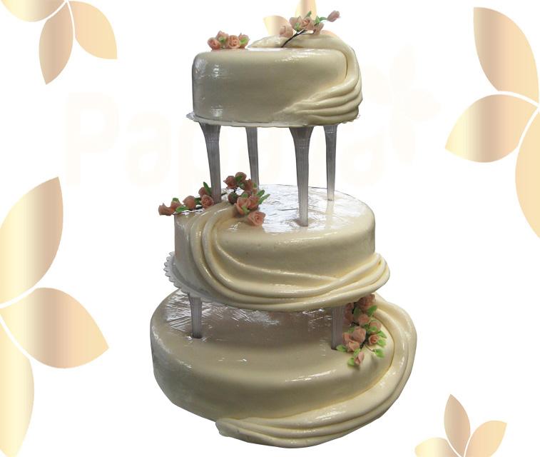 Сватбена торта 015