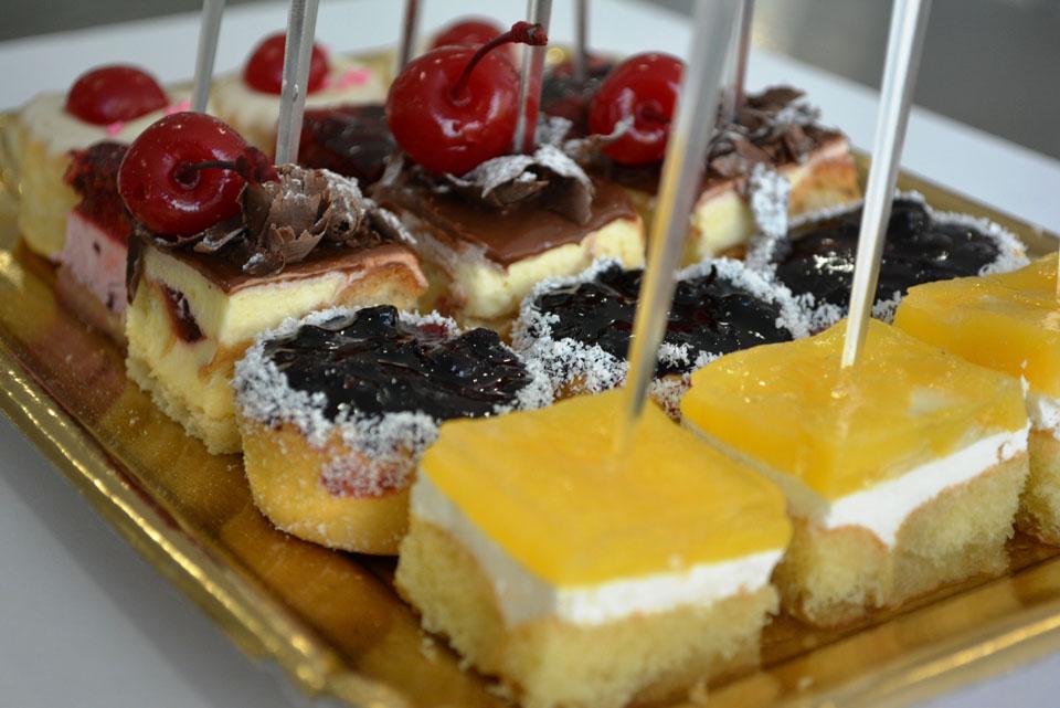 Мини десертчета