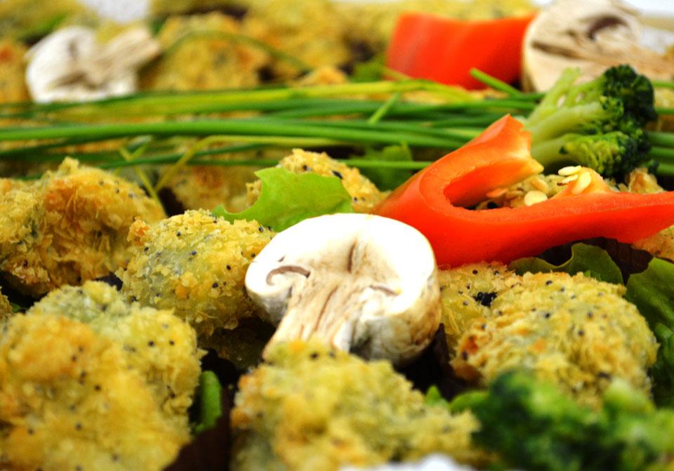 Панирани броколи