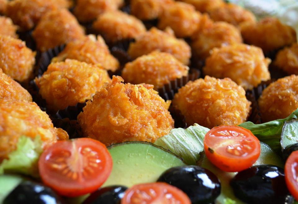 Kрокети със сирене