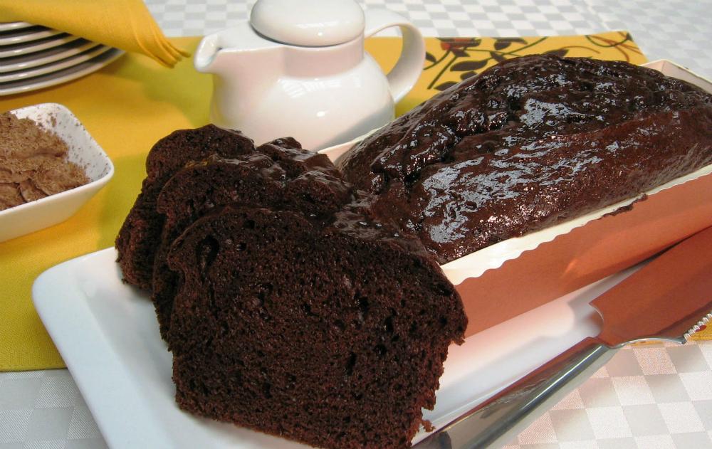 Кейк шоколад